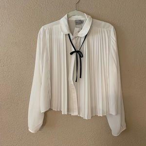 NWT ASOS blouse